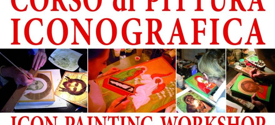 Corso di pittura iconografica a Firenze