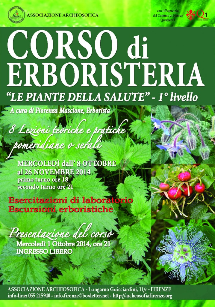erboristeria locandina autunno 2014 copia