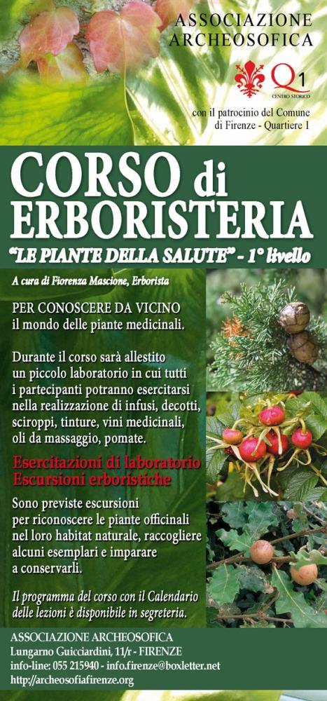 28 Gennaio 2015 - Erboristeria - nuovo Corso di 1° livello a Firenze (3/3)