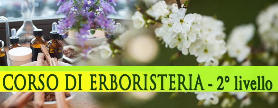8 Aprile - Corso di Erboristeria 2015 - 2° Livello