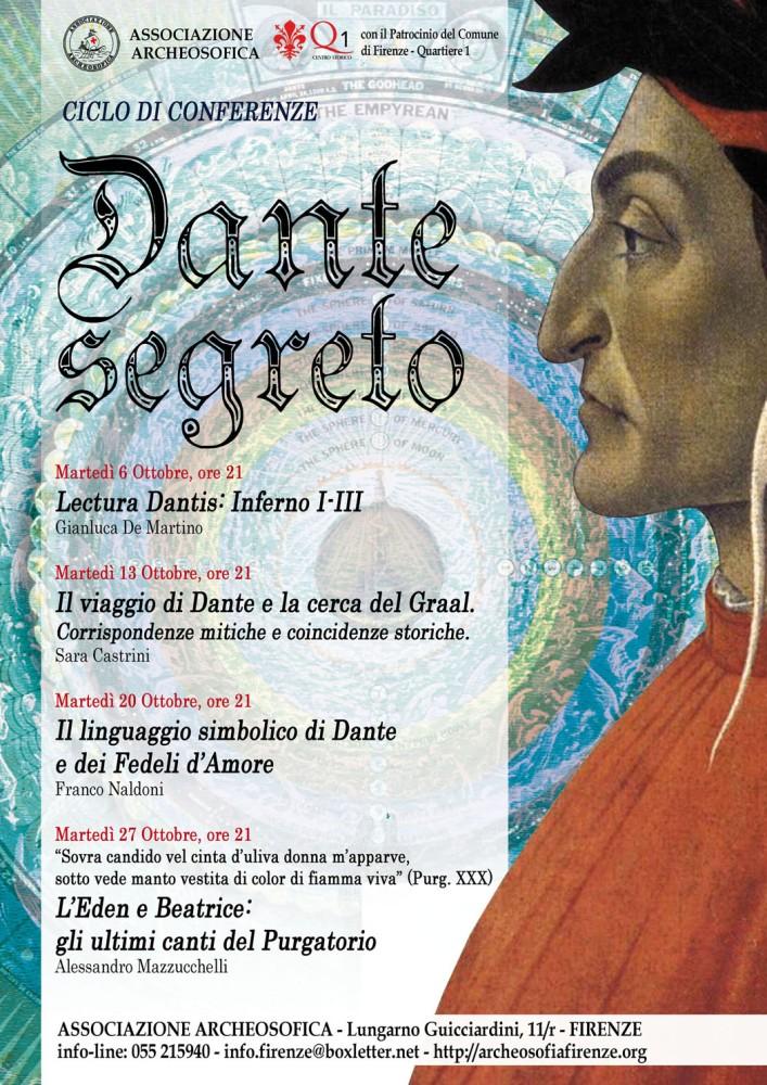 27 Ottobre 2015 - L'Eden e Beatrice: gli ultimi Canti del Purgatorio