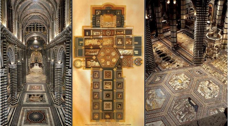 Alchimia Duomo di Siena