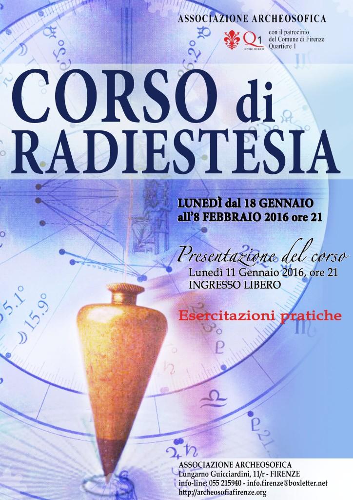 locandina radiestesia