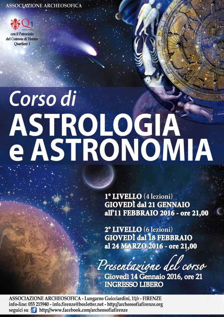 locandina astrologia