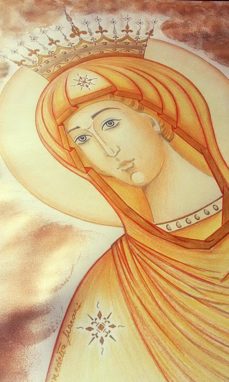 La Donna vestita di Sole (colori)