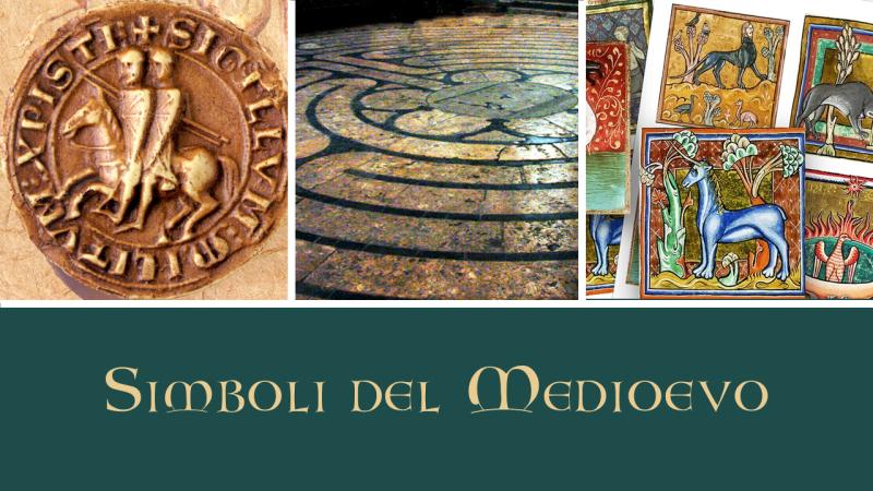 Banner simboli medioevo 003